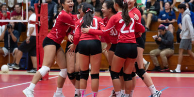 SEMIFINALS: KNIGHTS OUTLAST COUGARS IN FIVE SETTER