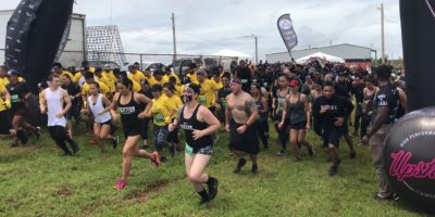 OVER 1K PARTICIPATES AND ATTENDS GATHER FOR TRENCH CHALLENGE