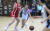 WARRIORS OVERPOWER KNIGHTS IN INTERDIVISIONAL MATCHUP
