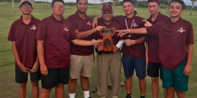FRIARS, COUGARS WIN 2018 GOLF TITLES