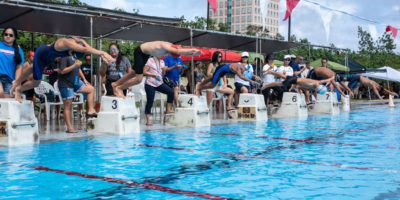 RESULTS AND PHOTOS FROM ALL ISLAND INVITATIONAL SHORT COURSE