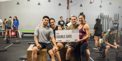 GENERAL FITNESS COMPETITION RESULTS