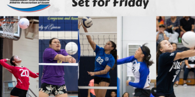 VOLLEYBALL QUARTERFINALS SET FOR FRIDAY