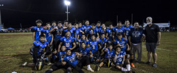 MATUA ALL STARS: BROWN LEADS TO VICTORY MUSTANGS