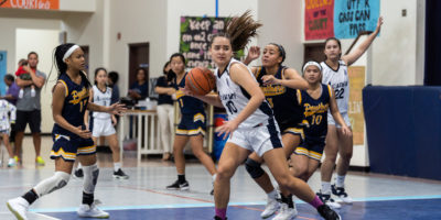 SAN NICOLAS NETS 43 IN COUGAR HOME WIN