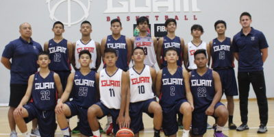 GUAM U15 SET TO PARTICIPATE IN HISTORIC FIBA OCEANIA CHAMPIONSHIPS IN PNG