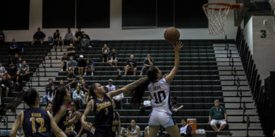 WARRIORS PRESS DOWN ON PANTHERS IN SEMIS
