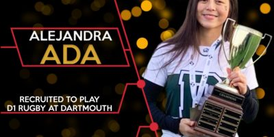 ALEJANDRA ADA NAMED 2018 GSPN ATHLETE OF THE YEAR