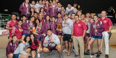 FRIARS, GECKOS WIN 2018 WRESTLING TITLES