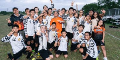 WILDCATS CLAIM CHAMPS OF GDOE SOCCER FOR SECOND STRAIGHT YEAR