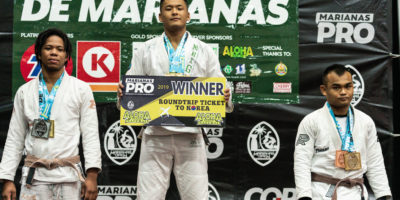 CRUZ WINS TRIP TO KOREA TO HEADLINE 2019 COPA DE MARIANAS