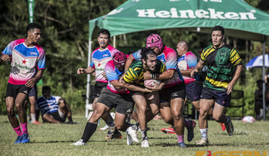 GRC BLAZERS, POKSAI WIN 2019 HEINEKEN RUGBY TOURNAMENT
