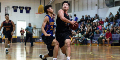 FRIARS GET TIP-OFF WIN OVER GECKOS
