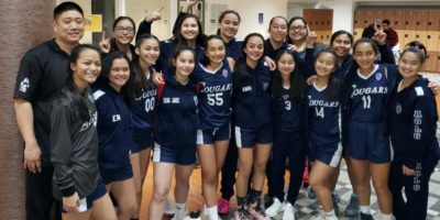 COUGARS TAKE DOWN WARRIORS TO WIN ASIJ TITLE