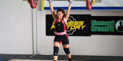 30 LIFTERS TAKE PART IN WEIGHTLIFTING OPEN CHAMPIONSHIPS