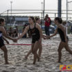 KNIGHTS GRAB WIN IN IIAAG'S NEWEST VENTURE: BEACH VOLLEYBALL