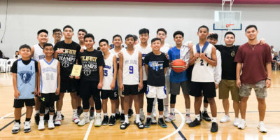 WARRIORS HOLD OFF RALLY TO BEAT HAWKS IN MIDDLE SCHOOL TOURNEY