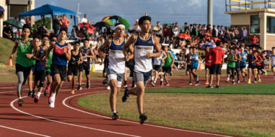 2019 TRACK & FIELD OPENING DAY