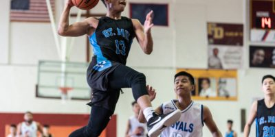 WHITE CAPTURES MVP TO LEAD BASKETBALL ALL-ISLAND