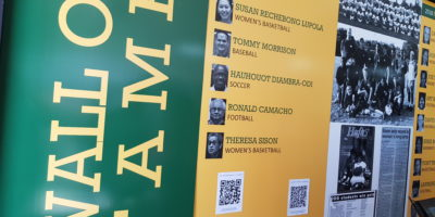 WALL OF FAME UNVEILED AT UOG CALVO FIELD HOUSE