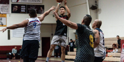 ELITE FRIARS PICK UP WIN OVER SOUTHERN IN COORS ALUMNI LEAGUE