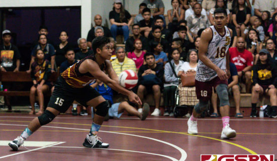 FRIARS ROCK JUNGLE, DROP TITANS IN STRAIGHT SETS