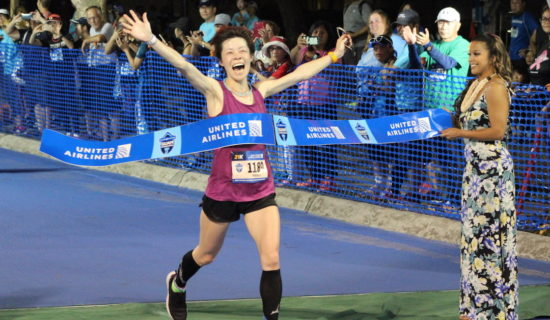 VISITING RUNNERS SWEEP TOP UGM TOP SPOTS, MACALUSO TAKES 10k