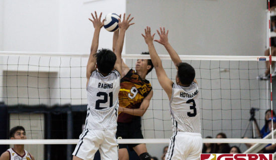 PANGELINAN RUNS SHOW AS FRIARS DOWN WARRIORS