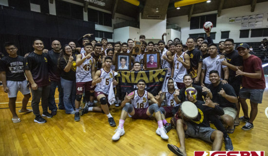 FRIARS REIGN CONTINUES WITH THIRD TITLE IN FOUR YEARS