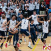 EAGLES DEFEAT TITANS IN FIVE-SET THRILLER, ADVANCE TO TITLE GAME