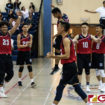 BULLDOGS HOLD OFF WARRIORS TO ADVANCE TO SEMIS