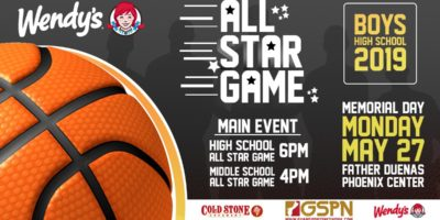 LIVE BROADCAST: WENDY'S BASKETBALL ALL-STAR GAME