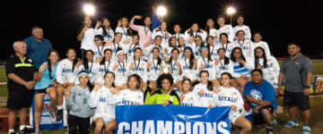 ROYALS COMPLETE IIAAG SOCCER FOUR-PEAT