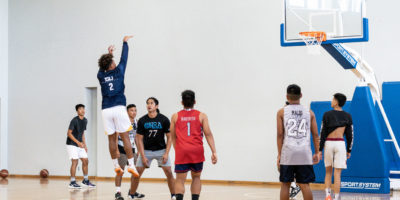 WENDY'S BASKETBALL ALL STARS READY FOR BIG GAME