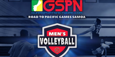 PACIFIC GAMES: MEN'S VOLLEYBALL