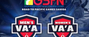 PACIFIC GAMES: MEN & WOMEN'S VA'A