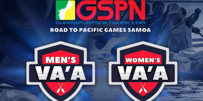 PACIFIC GAMES: MEN & WOMEN'S VA'A