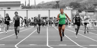 RICHELLE TUGADE: A TRACK STAR IN HER OWN RIGHT