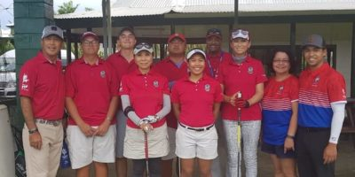 PACIFIC GAMES: GOLF, VA'A & SWIMMING ROUND OUT FRIDAY