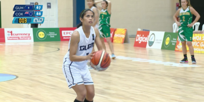 PACIFIC GAMES: GUAM LADIES HOLD OFF COOK ISLANDS, ADVANCE TO SEMIS