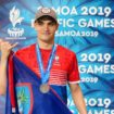 PACIFIC GAMES: SCHULTE GETS SILVER, GUAM LADIES FALL TO SAMOA