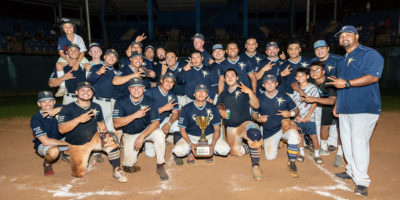 RAYS WIN BACK-TO-BACK GML CHAMPIONSHIP