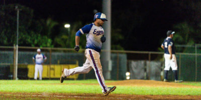EXPOS STUN RAYS, STAY ALIVE IN EXTRA INNINGS