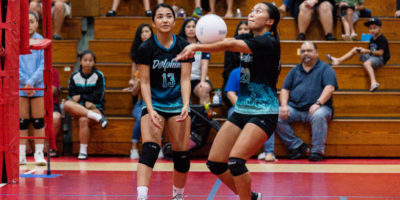 POOL B GETS STARTED IN SHIEH PRESEASON VOLLEYBALL