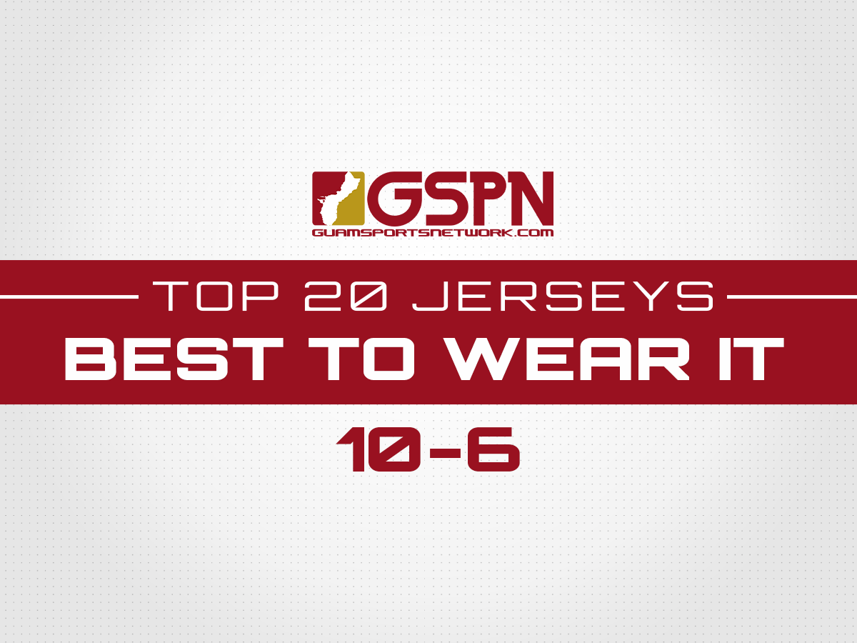Top20 Jerseys Graphic Cover